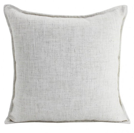 Linen Beige Cushion Square