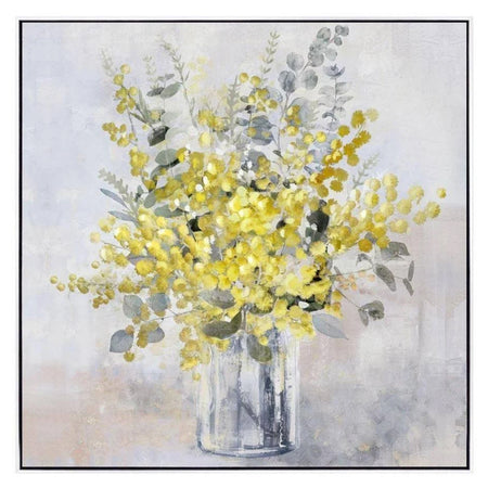 Yellow Bloom Painting