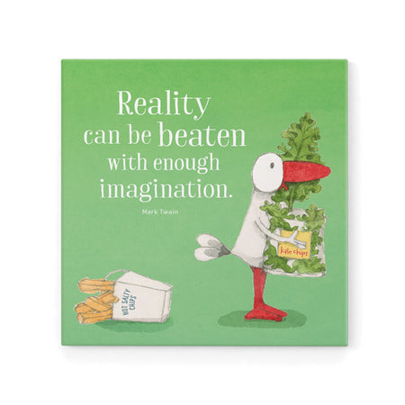 Reality Can Be Beaten Magnet