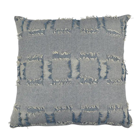 Sorrento Cotton Cushion Denim