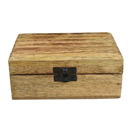 Callan Wood Box Natural