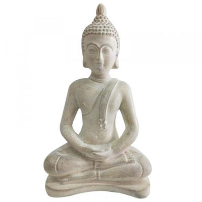 Bala Buddha Resin Sculpture 18x29cm