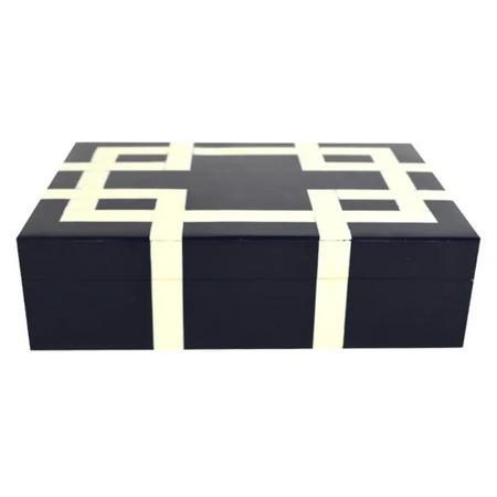 Gable Resin Trinket Box