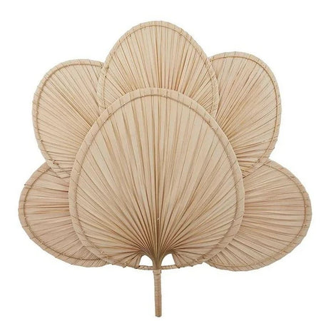 Nyla Palm Leaf Wall Hanging Natural