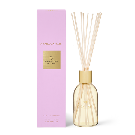 Glasshouse Fragrances A Tahaa Affair 250mL Diffuser
