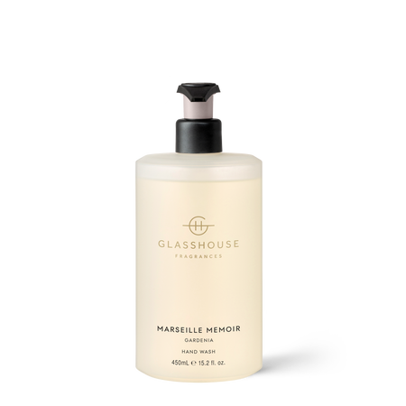 Glasshouse Fragrances Marseille Memoir 450mL Hand Wash