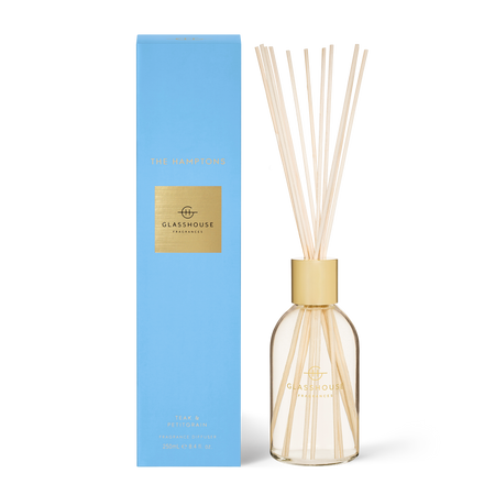 Glasshouse Fragrances The Hamptons 250mL Diffuser