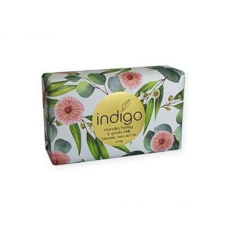 Indigo Home Manuka Honey with Goats Milk Soap