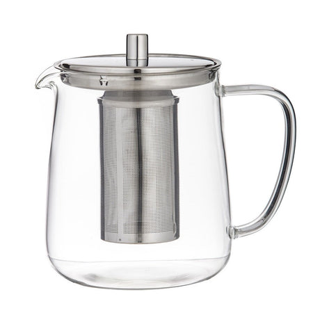Oslo Glass Teapot With Infuser 1L