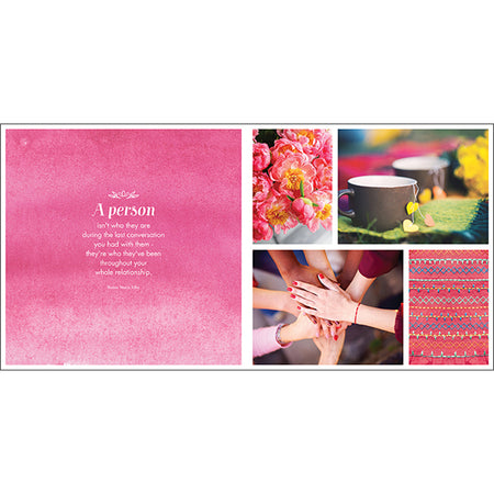 Friendship Affinity Connection Harmony Book