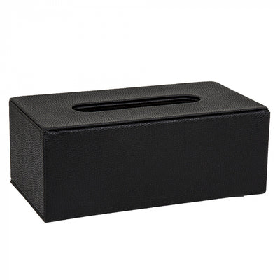 Lula Tissue Box Black
