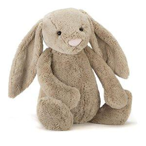 Jellycat Soft Toy Bashful Beige Bunny Really Big
