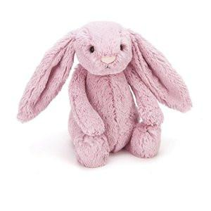 Jellycat Soft Toy Bashful Tulip Pink Bunny Medium