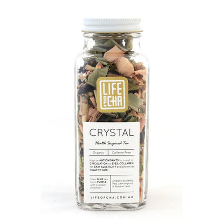 Life of Cha Crystal Tea
