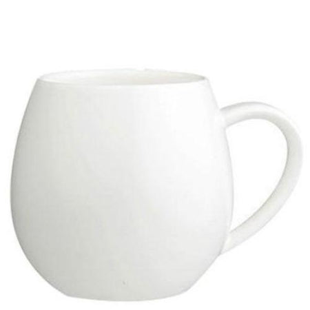 Hug Mug White Set Of 4