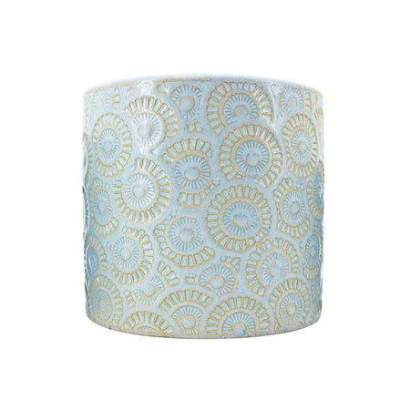 Raj Light Blue Planter Small