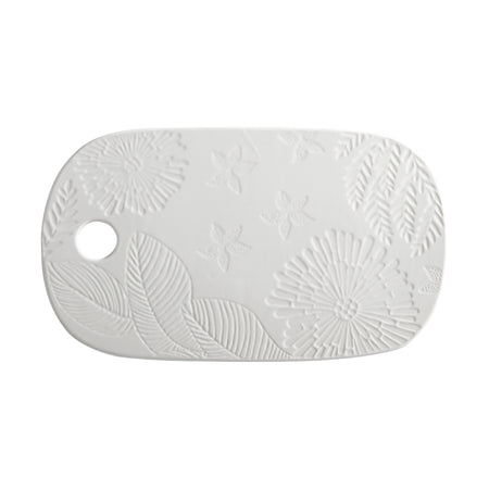 Maxwell & Williams Panama Cheese Platter White