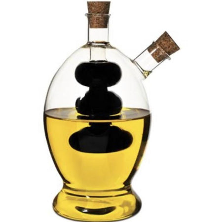 Grape Oil & Vinegar Bottle