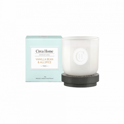 Circa Home Vanilla Bean All Spice 60g Mini Candle