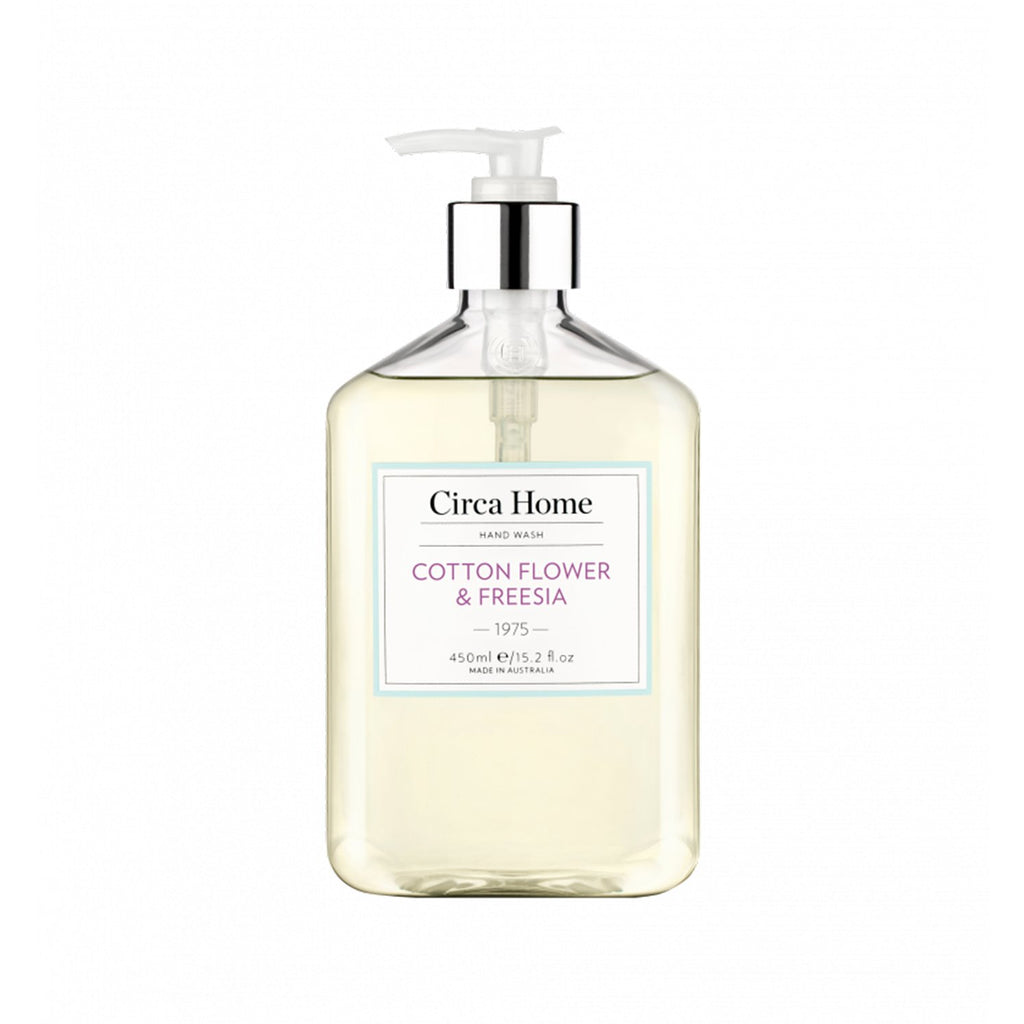 Circa Home <br> Hand Wash Cotton Flower & Freesia