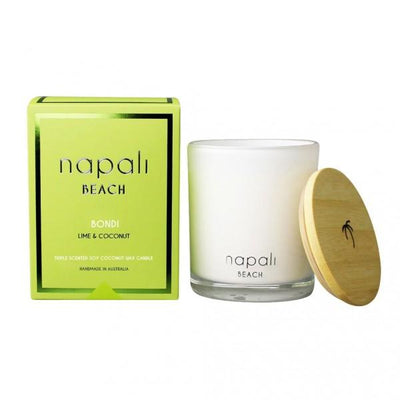Napali Lime & Coconut Large Candle