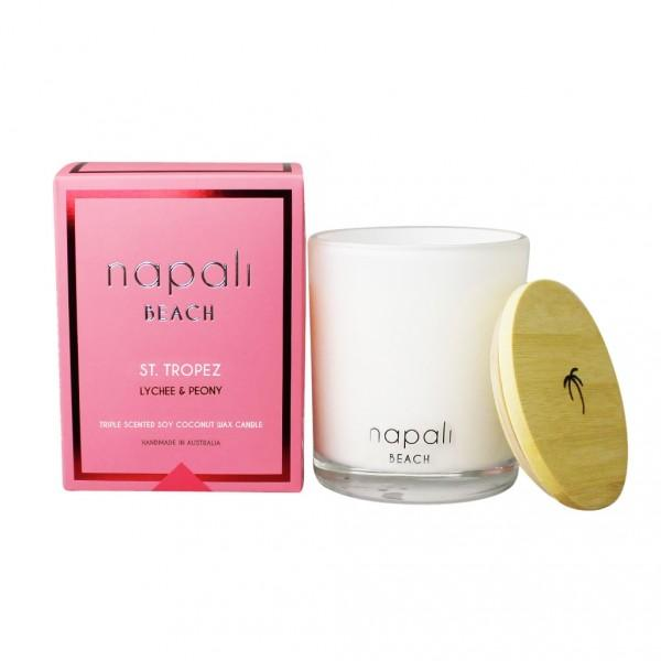 Napali <br> St. Tropez - Lychee & Peony - Deluxe