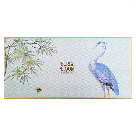 Crane Collection Large Rectangle Tray