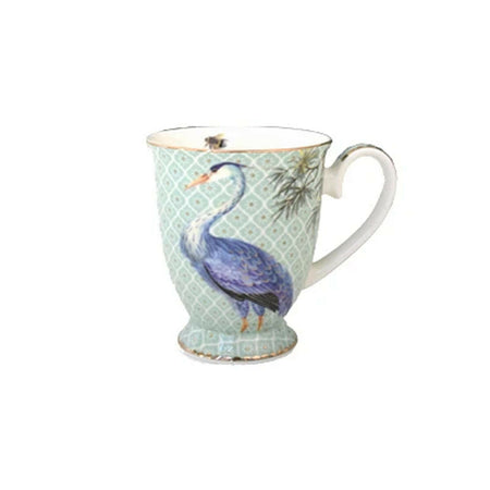 Crane Collection Mint Mug
