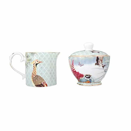 Crane Collection Sugar & Creamer Set
