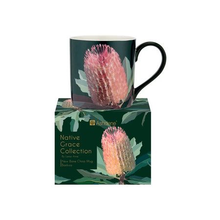 Native Grace Banksia Mug