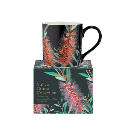 Native Grace Bottlebrush Mug
