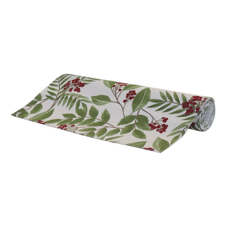 Christmas Sprig Table Runner Large