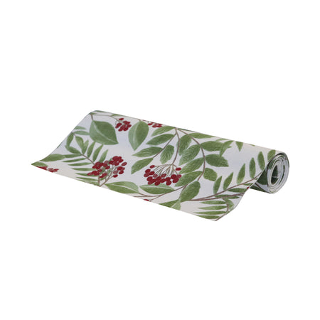 Christmas Sprig Table Runner Small
