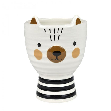 Blake Bear Ceramic Pot Multi
