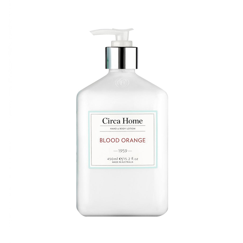 Circa Home <br> Blood Orange Hand Body Lotion