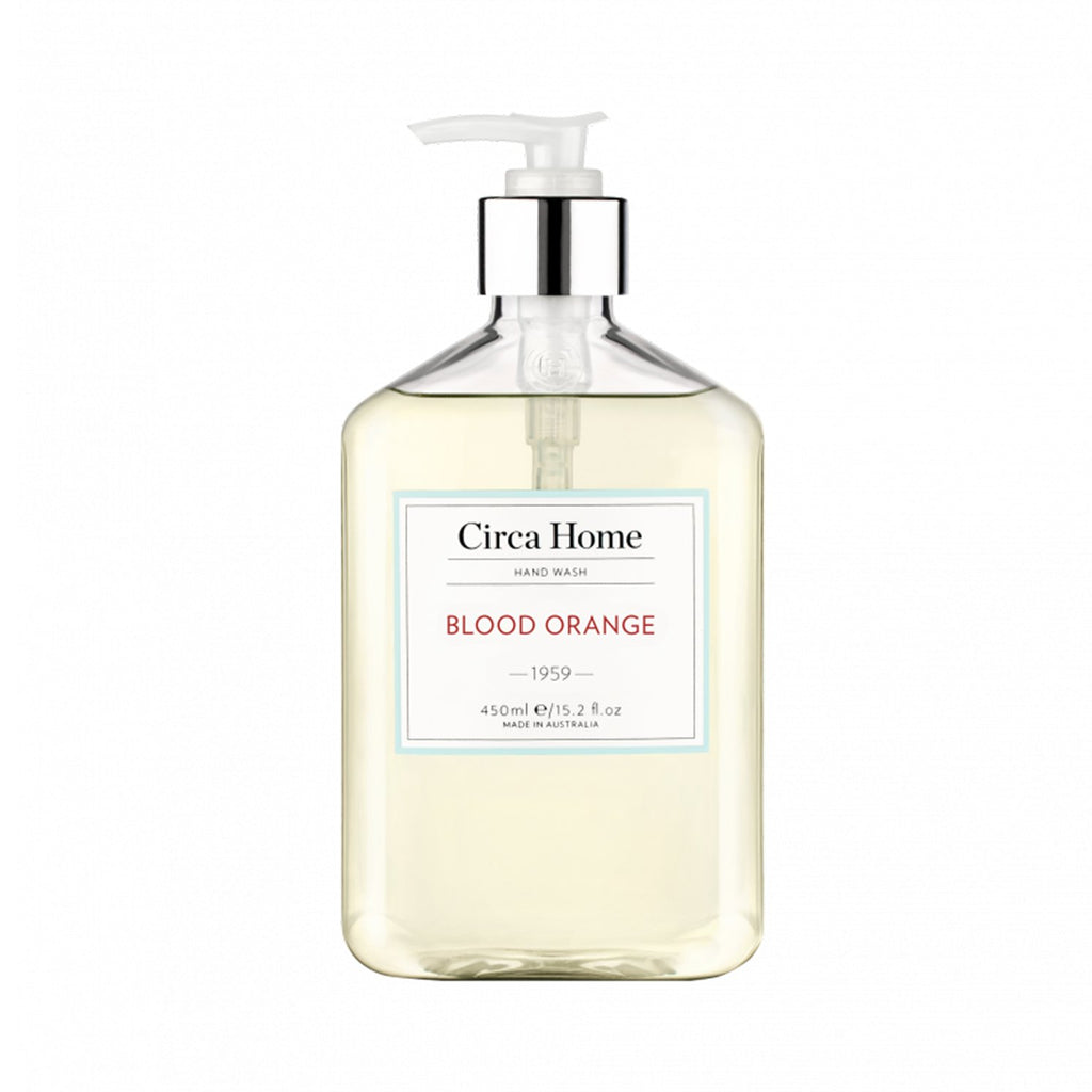 Circa Home <br> Blood Orange Hand Wash 450ml