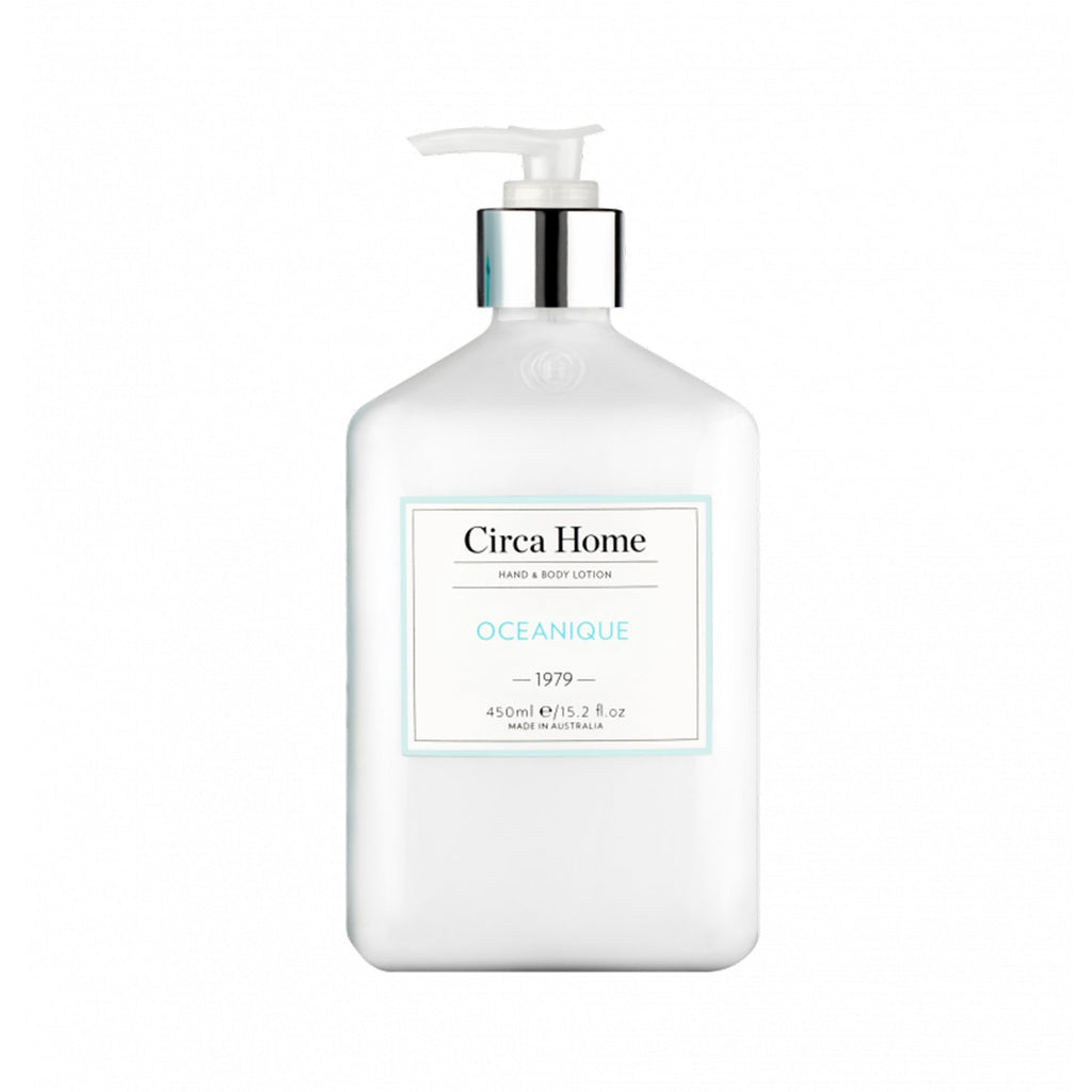 Circa Home <br> Oceanique Hand Body Lotion