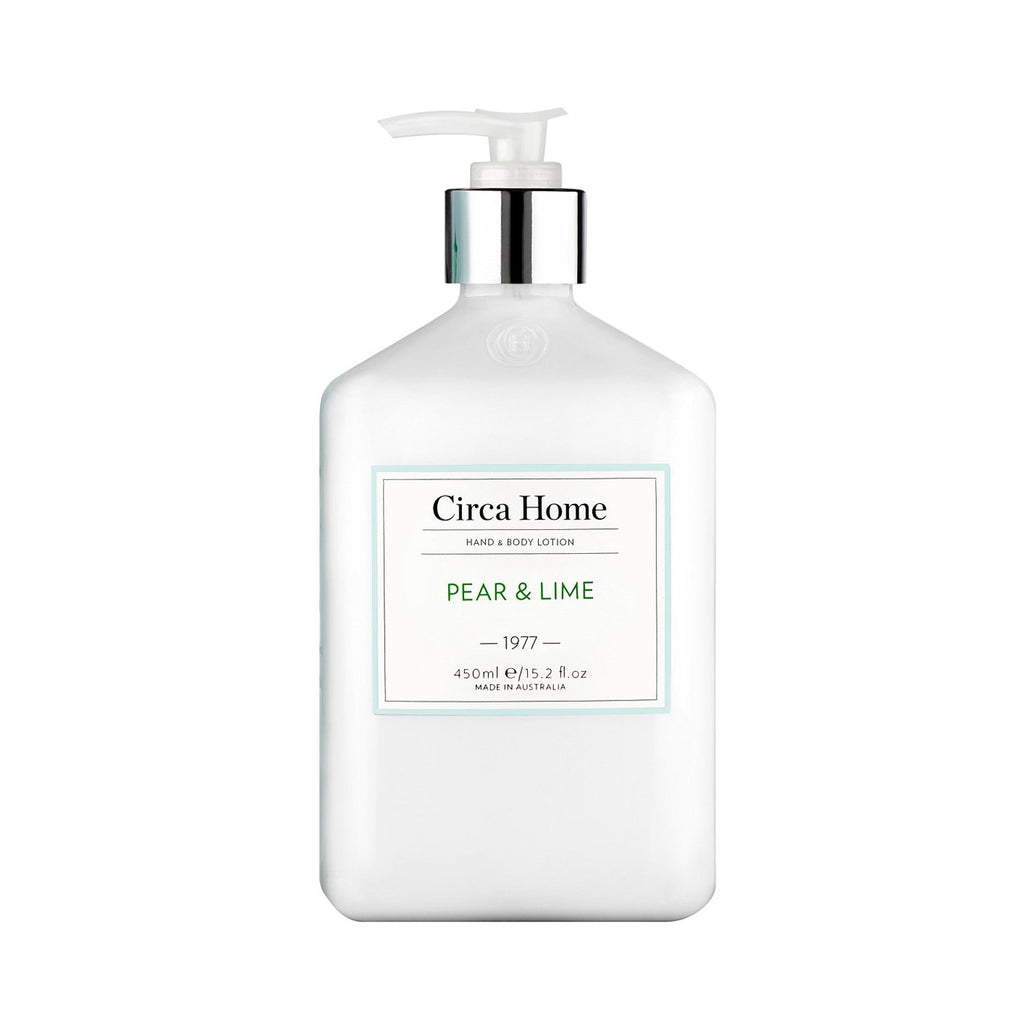 Circa Home <br> Pear Lime Hand Body Lotion