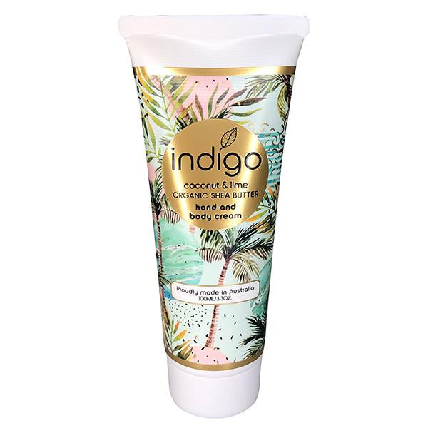 Shea Butter Hand & Body Cream Coconut & Lime