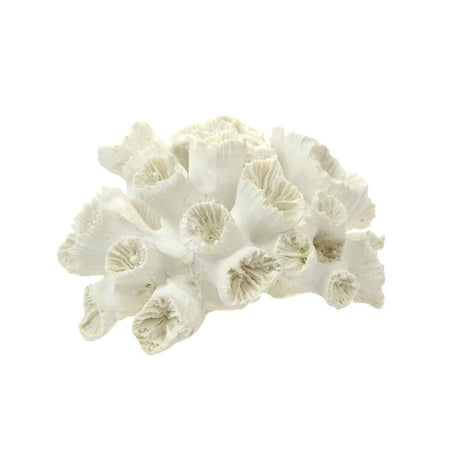 White Resin Stony Coral
