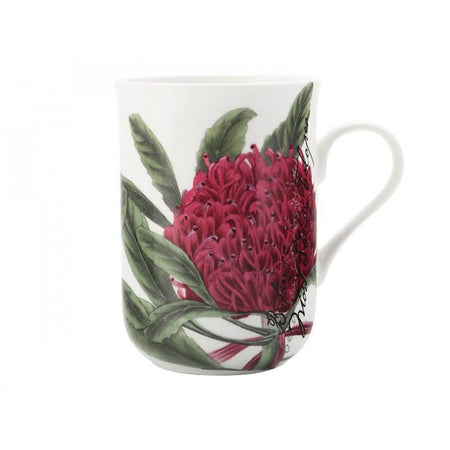 Maxwell & Williams Royal Botanic Garden Mug Telopea