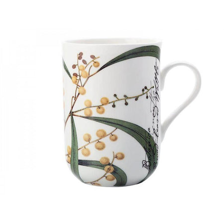 Maxwell & Williams Royal Botanic Garden Mug Wattle