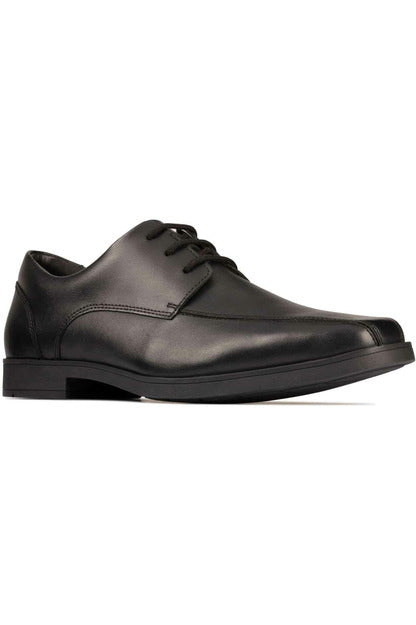 Clarks Scala Step Youth black leather