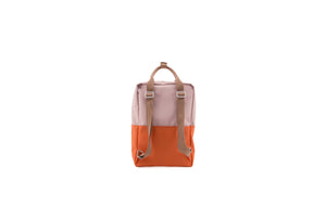 Sticky Lemon reppu -large backpack colour blocking- pastry pink