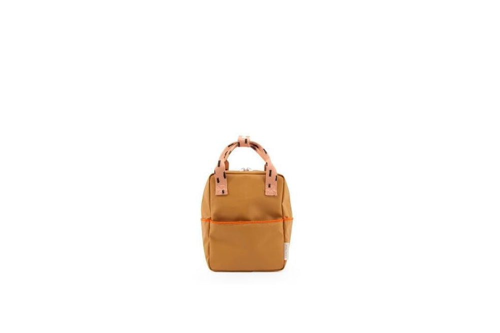 Load image into Gallery viewer, Sticky Lemon reppu -small backpack sprinkles- panache gold