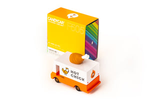 Load image into Gallery viewer, Candylab Toys Candycar Fried Chicken Van