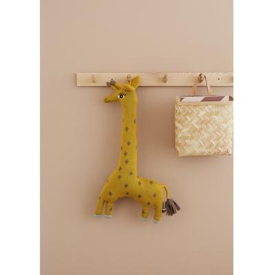 Noah Giraffe Cushion