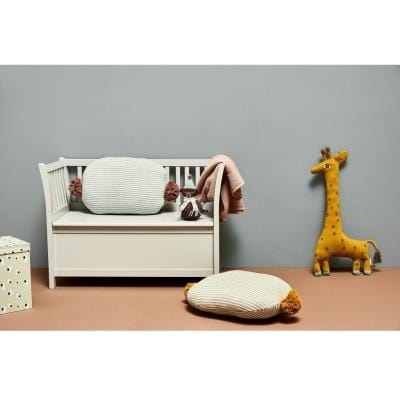 Load image into Gallery viewer, OYOY Living Design Noah Giraffe Cushion
