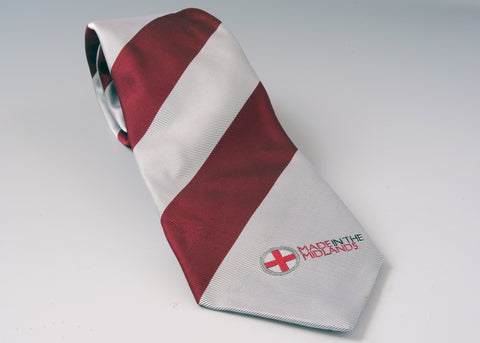 Made In The Midlands Tie
