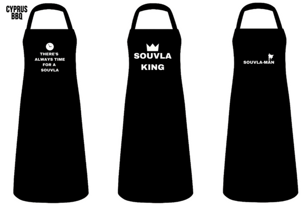 New BBQ Aprons Exclusive to CyprusBBQ.co.uk